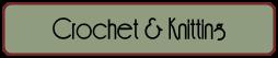 bCrochet  Knittingbbrbr