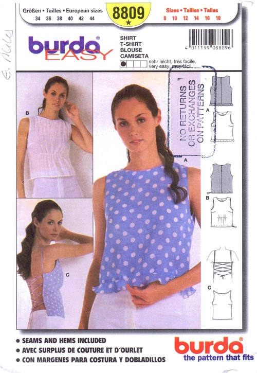 1e6b01a80 Vintage Sewing Patterns Out of Print Retro