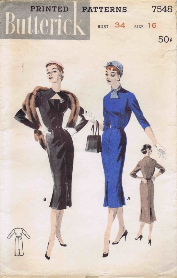 2e6c3809cbd Vintage Sewing Patterns Out of Print Retro
