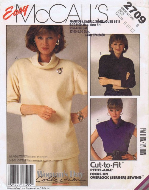 60feb3d632 Vintage Sewing Patterns Out of Print Retro, Vogue, Simplicity