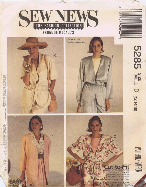 a1f95d08d835 Vintage Sewing Patterns Out of Print Retro