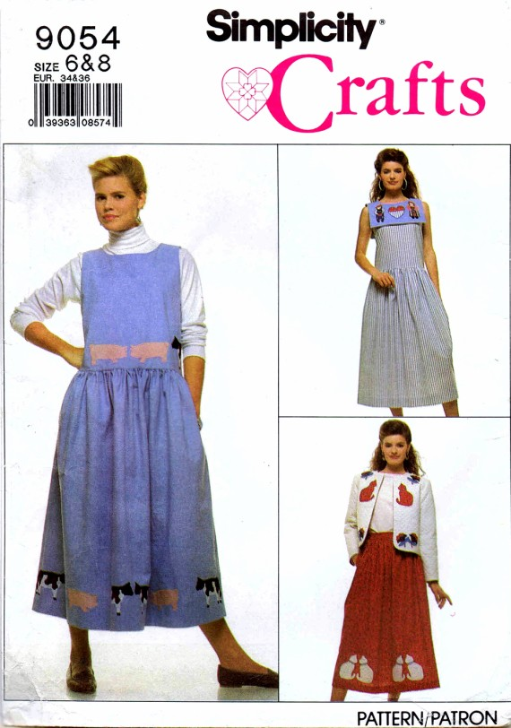 bee39db092f7 Vintage Sewing Patterns Out of Print Retro
