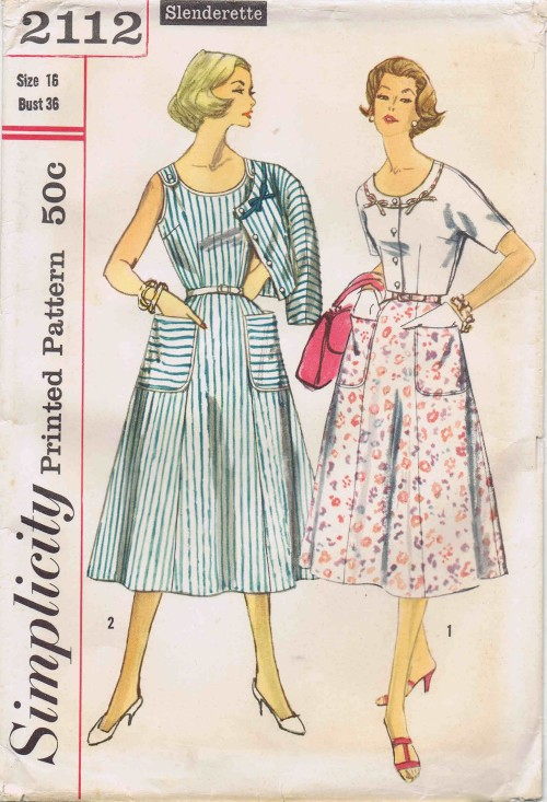 16e17cb43ef Vintage Sewing Patterns Out of Print Retro