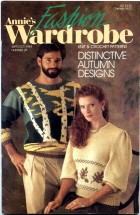 Annie's Fashion Wardrobe Knit & Crochet Patterns September / October 1989