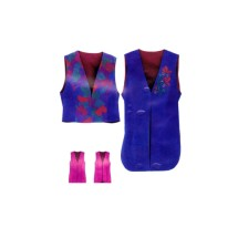 As You Like it Vest BSR Designs Sewing Pattern Size XS - S - M - L - XL