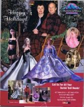 Barbie Bazaar December 2001