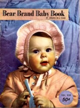 Bear Brand Baby Book Infants to 4 Years Knitting