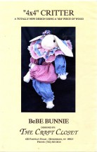 The Craft Closet Bebe Bunnie
