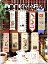 Leisure Arts Bookmark Collections Leaflet
