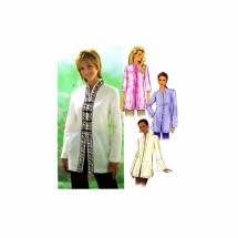 Misses Tunic Butterick 4075 Sewing Pattern Size 8 - 10 - 12
