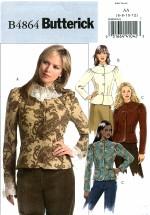 Butterick 4864 Misses Jacket Size 6 - 12