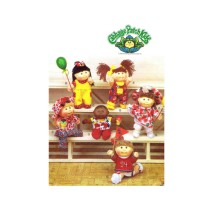 Cabbage Patch Kids 10 inch and 10 1/2 inch Clothes Butterick 3720 Sewing Pattern