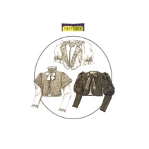 Misses Victorian Jacket Costume Rachel Wallis Making History Butterick 4952 Sewing Pattern Size 6 - 8 - 10 - 12