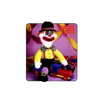 Howie Hobo Clown Doll Clowning Around Crochet Pattern Annies Pattern Club