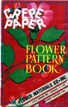 Crepe Paper Flower Pattern Book