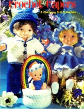 Crochet Capers A Charming Doll Collection
