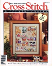 Country Cross Stitch & Country Crafts Magazine May / June 1993
