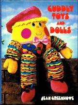 Cuddly Toys & Dolls Book Jean Greenhowe