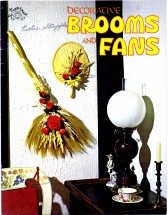 Decorative Brooms and Fans Craft Book