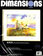 By The Sea Dimensions Crewel Needlepoint Kit