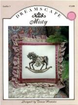 Dreamscape Misty Rocking Horse Pony Cross Stitch Leaflet