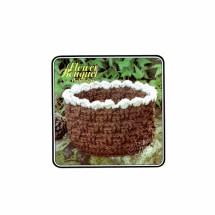 Crochet Flower Bouquet Potholders Bountiful Basket Crochet Pattern Annie's Attic