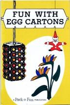 Fun with Egg Cartons Craft Book Pack-O-Fun