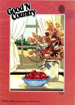 Good 'N Country Counted Cross Stitch Book