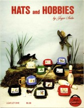 Hats and Hobbies Cross Stitch Joyce Seebo