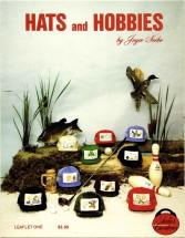 Hats and Hobbies Cross Stitch Joyce Seebo
