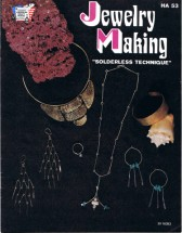 Jewelry Making Solderless Technique Ron Ware