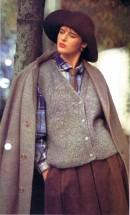 Lady's Vest Knitting Pattern