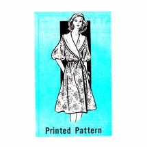 1980s Misses Dress Mail Order 9429 Vintage Sewing Pattern Size 10 Bust 32 1/2