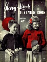 Mary Lamb Juvenile Crochet Book