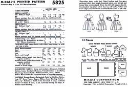 McCalls 5825