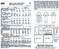 McCalls 6323
