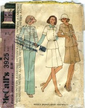 McCall's 3925 Jacket Skirt Pants Size 16 - Bust 36