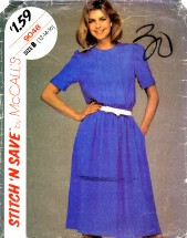 McCall's 9048 Sewing Pattern Misses Blouse Skirt Size 12 - 14 - 16