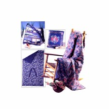 Magic Quilts McCalls 8657 Home Decorating Sewing Pattern