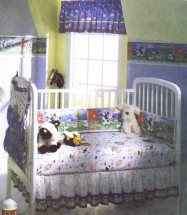 Old McDonald Baby Room Home Decor McCalls 8993 Sewing Pattern
