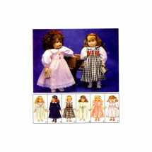 Gotz Time to Dream Doll Clothes McCalls 9066 Sewing Pattern Fits 18 inch Dolls