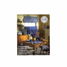 Kitchen Appliance Covers Oven Mitt Casserole Cover Cafe Curtains Chair Cushions McCalls 2056 Sewing Pattern