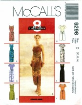 McCall's 9298 Misses Dress Size 10 - 14