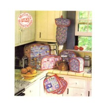 Appliance Covers Curtains Seat Cushions Pot Holder Tea Cozy McCalls 2018 Sewing Pattern