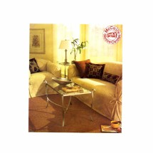 Sofa Chair Slipcovers Pillows McCalls 2161 Home Decorating Sewing Pattern