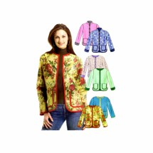 Misses Box Style Jackets McCalls 5162 Sewing Pattern Size 16 - 18 - 20 - 22