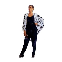 Misses Cocoon Jacket Top Pants McCalls 4000 Vintage Sewing Pattern Size 10 - 12 - 14