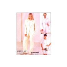 Misses Jacket Top Pants Shorts McCalls 8093 Sewing Pattern Size 16 - 18 - 20
