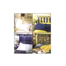 McCalls 2165 Home Decor Fabric Headboards Sewing Pattern