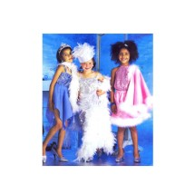 Girls Dress Up Clothes Costumes McCalls 3066 Sewing Pattern Size 3 - 4 - 5 - 6 - 7 - 8